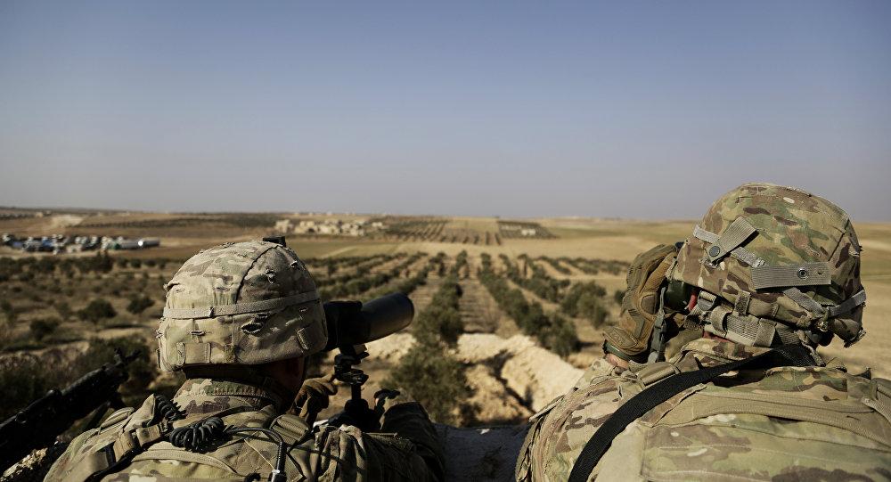 敘民主力量:美國正在代爾祖爾石油產地建大型軍事基地