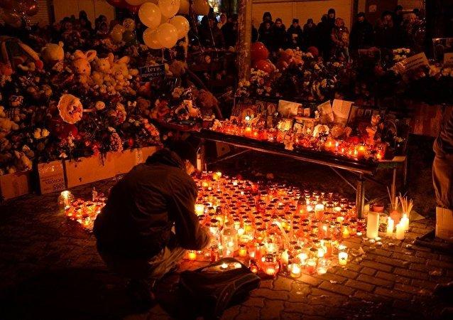 俄克麦罗沃失火商场业主承诺向每名遇难者的家庭支付3百万卢布