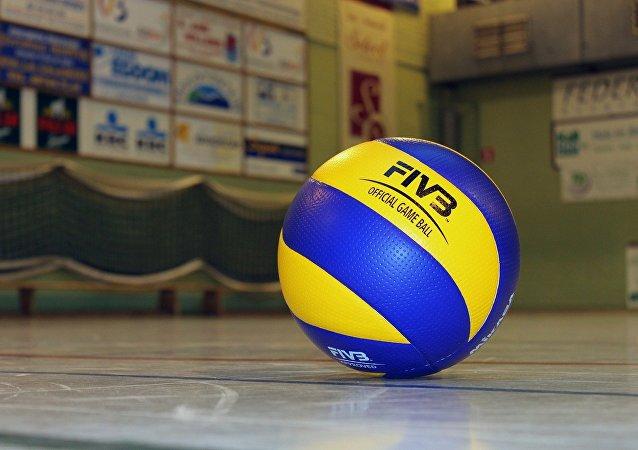 """俄""""友谊""""排球赛将首次在布拉格维申斯克举行"""