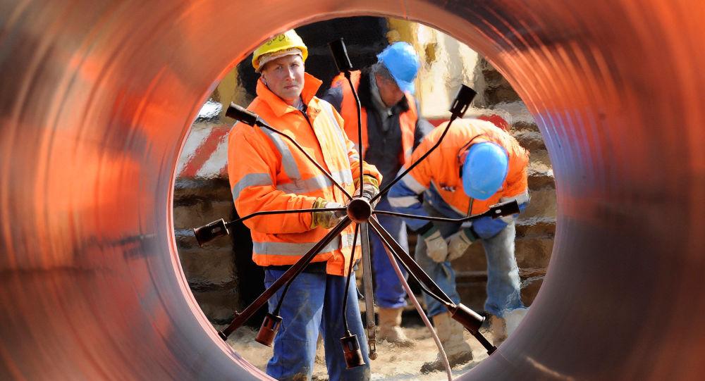 俄气今年将向阿穆尔天然气加工厂投资近50亿美元