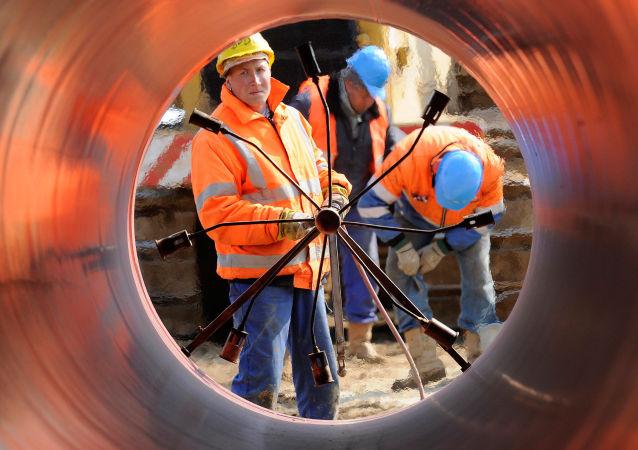 德国经济能源部长不排除未来数年对俄罗斯天然气的需求将增长