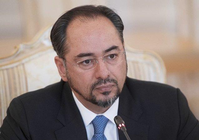 阿富汗外长:喀布尔希望近期开始与塔利班谈判