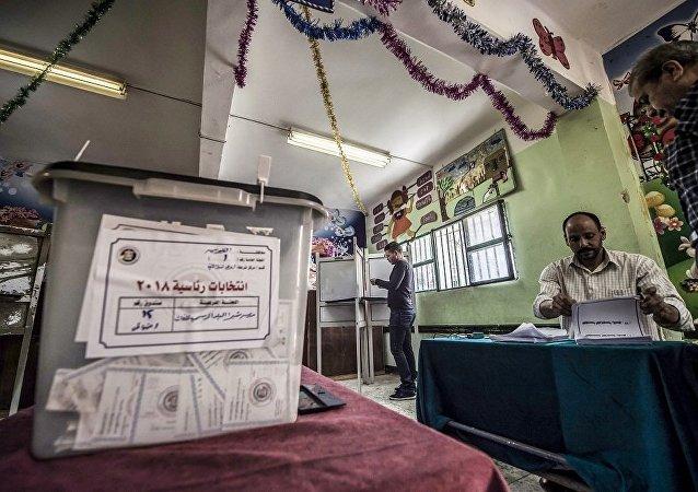 埃及政府将对那些不参加总统选举投票的公民进行罚款