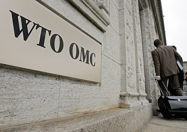 中国在世贸组织就进口钢材和铝材的新关税问题与美方起争议