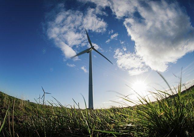 美国FBI局长指责中国监视风力发电机