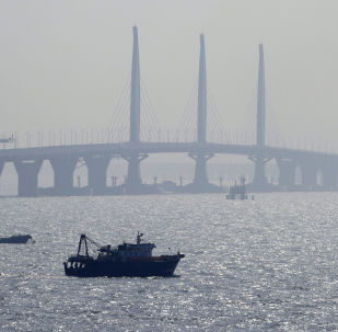 中國港珠澳大橋