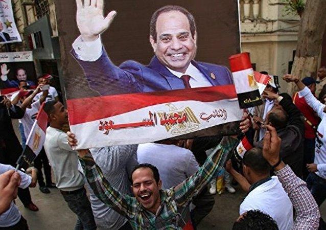 埃及大选初步结果:现任总统塞西将获连任