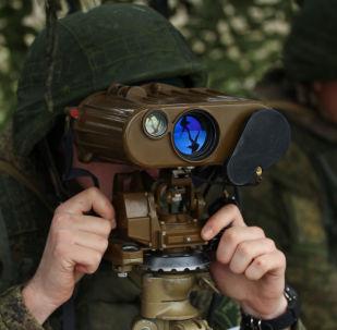 俄东部军区万余军人开展反恐演练