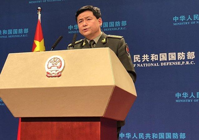 中国国防部新闻局副局长