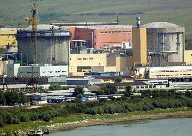 媒体:罗马尼亚切尔纳沃德核电站发生事故
