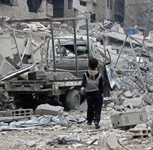使用军事手段解决叙利亚问题没有出路