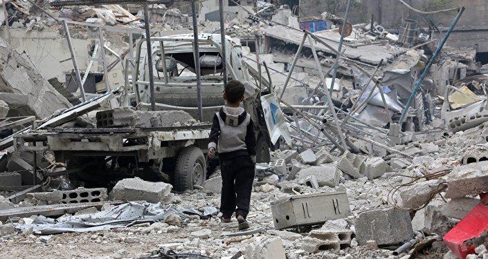 使用軍事手段解決敘利亞問題沒有出路