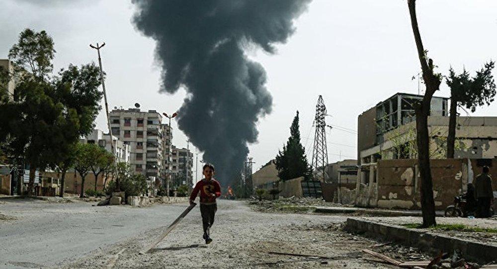 法国称未对叙空军基地实施空袭