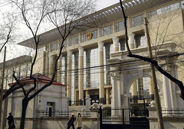 中国最高人民法院大楼