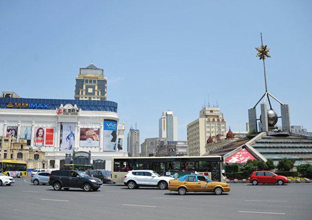 中国哈尔滨