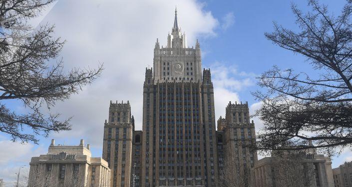 俄外交部:朝鲜外相将于4月9日至11日访问俄罗斯