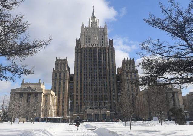 俄外交部:朝鮮外相將於4月9日至11日訪問俄羅斯