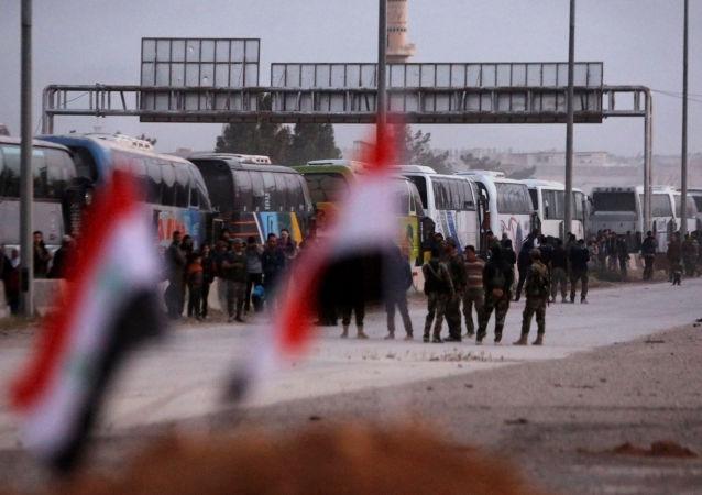 俄外交部:叙东古塔反恐行动已接近尾声