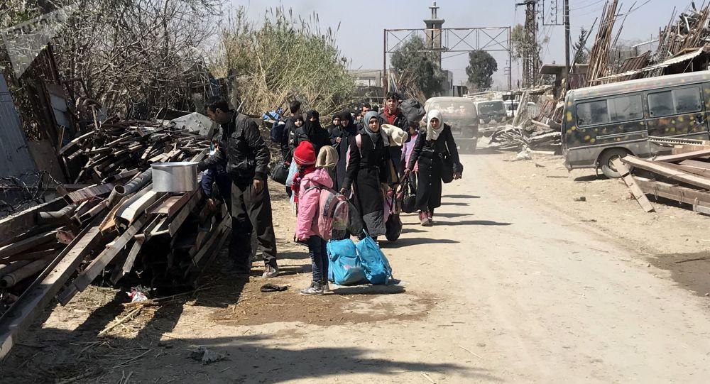 6万多叙东古塔居民已经重返家园