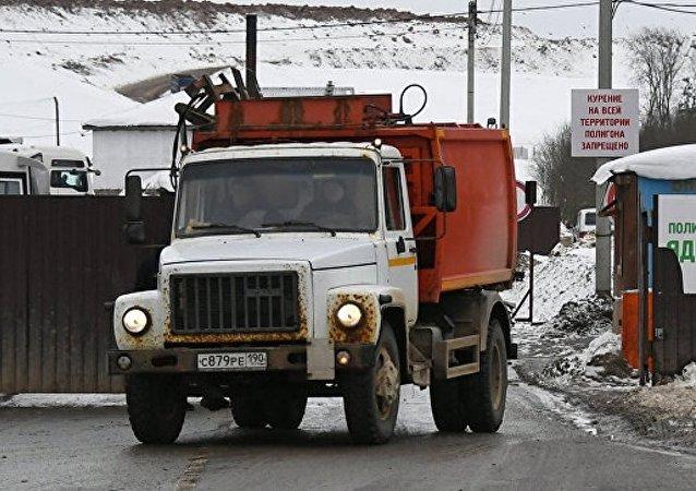 俄莫斯科郊區因生態狀況急劇惡化向居民發放個人防護用具