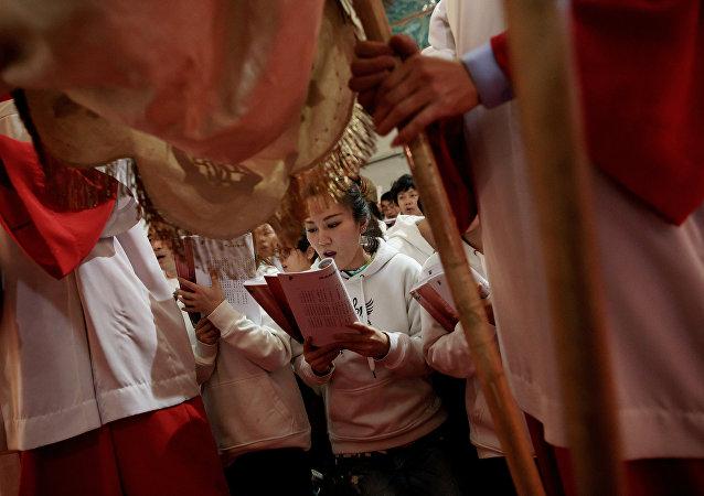中国再次释放信号:愿同梵蒂冈改善关系