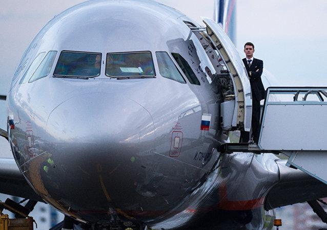 消息人士: 俄航飞机在伦敦好无缘由地被检查
