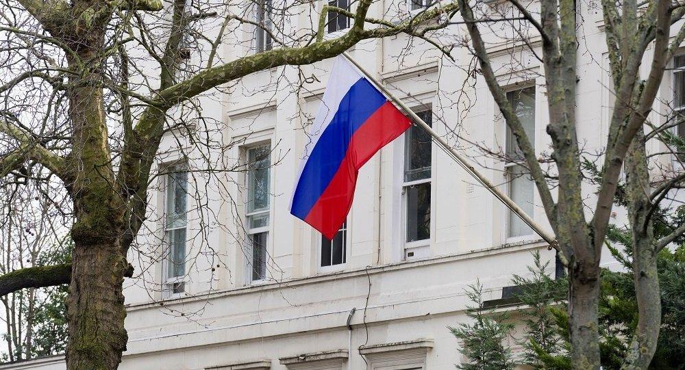 俄大使館報告稱,任何一所現代化學實驗室有能力合成毒害斯克里帕利父女的物質