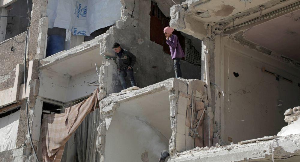 俄羅斯軍方沒有在敘利亞找到疑似化武受害者