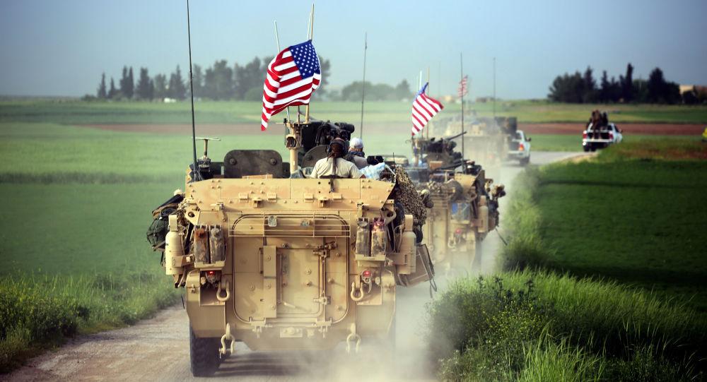 美国否认有关在叙实施军事行动的消息