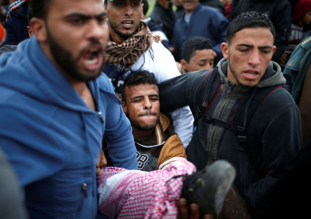 在加沙地带冲突中