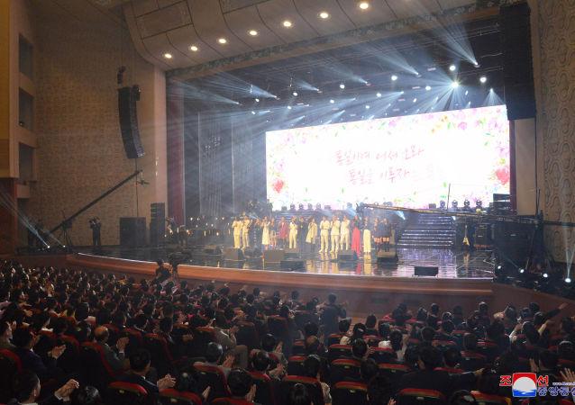 朝韩联合音乐会在平壤成功落幕