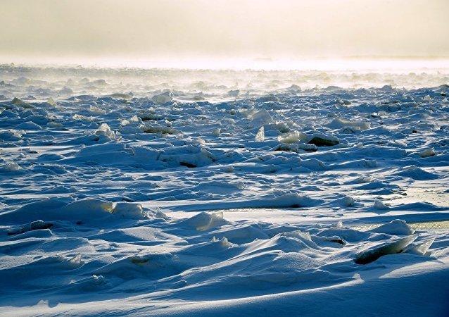 俄中界河阿穆尔河预计不会出现凌汛