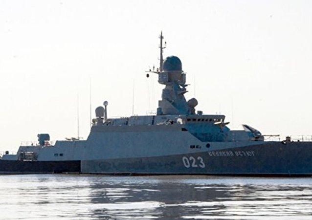 俄国防部长:里海分舰队将转移至达吉斯坦