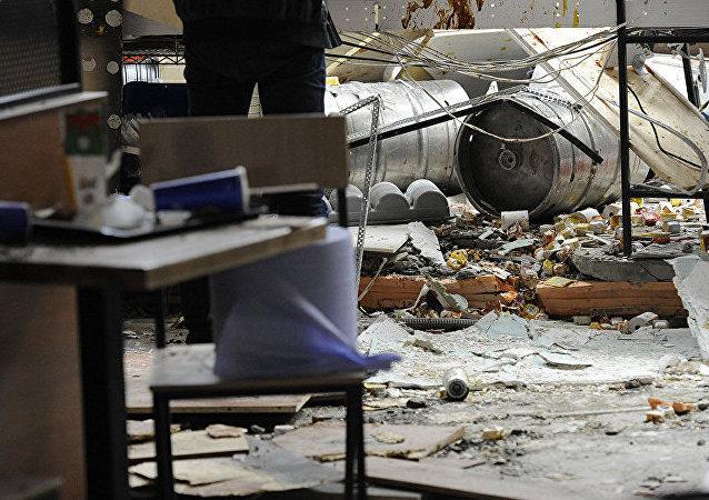 亞美尼亞首都發生爆炸 8人受傷