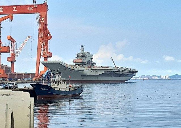 媒体曝中国计划4月底试航首艘国产航母