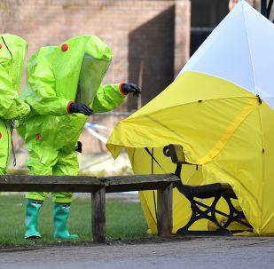 50-100克剂量A-234毒剂或杀死整个英国索尔兹伯里