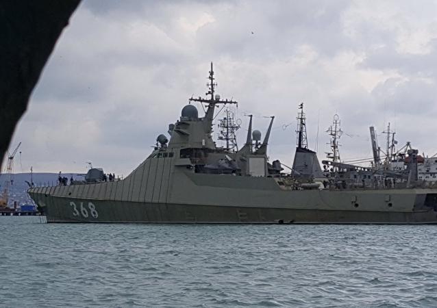 俄罗斯22160型巡逻舰