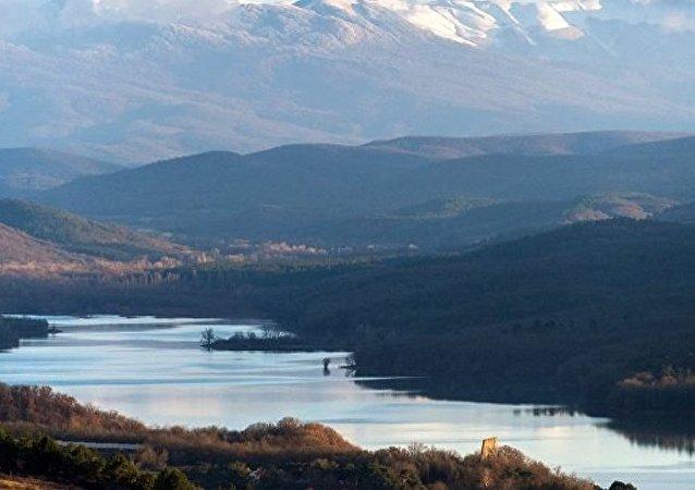 俄克里米亚水库低水位或造成饮用水供应问题