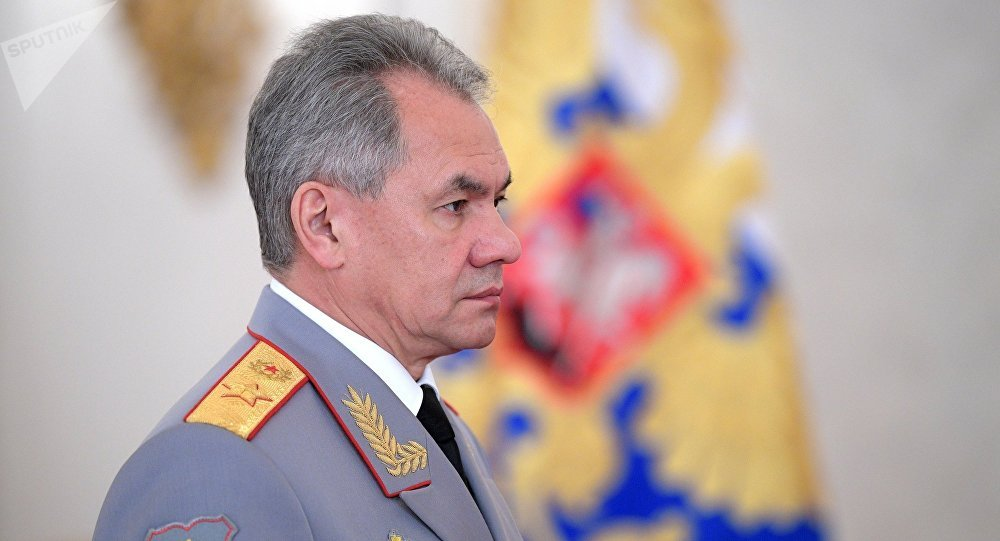 绍伊古在俄新政府中将继续担任国防部长