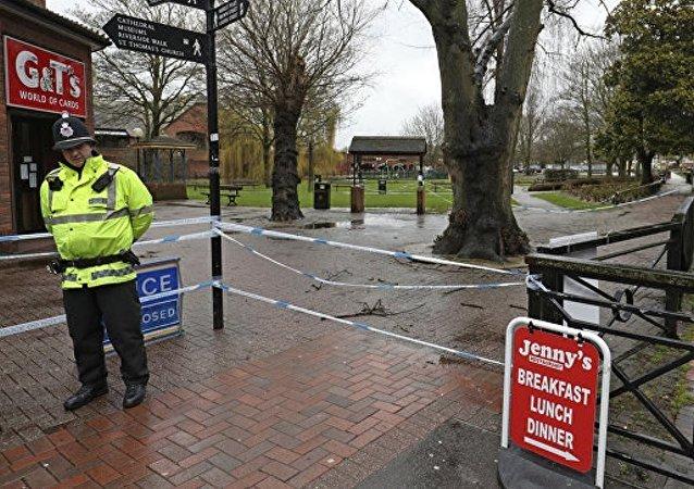 英国保密斯科里帕利案件的行为违反国际法