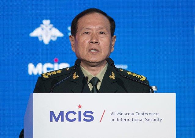 中國防長魏鳳和訪俄後將啓程前往白俄羅斯