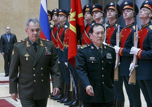 專家:俄中軍方探討如何共同應對美國挑戰