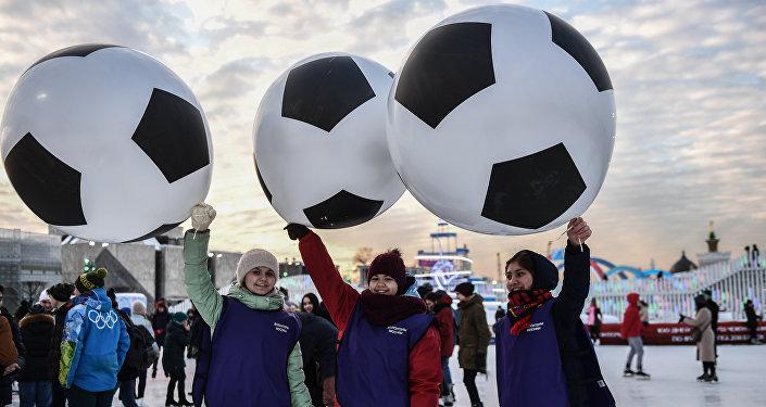 2018世界杯赛自愿者
