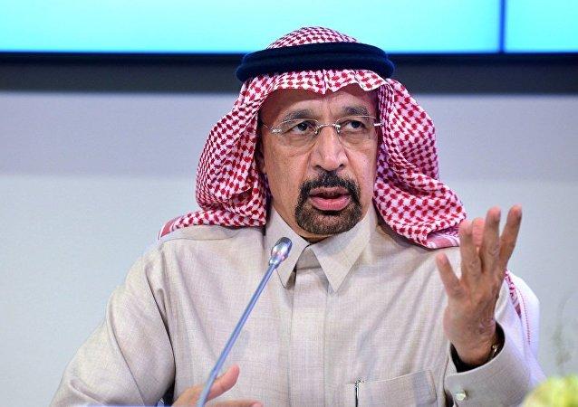 沙特阿拉伯能源大臣哈立德·法利赫