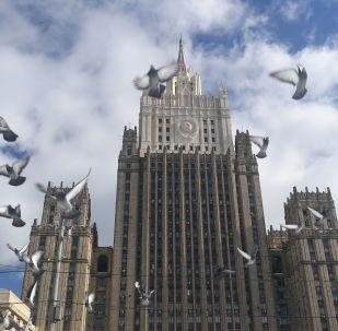 俄外交部:莫斯科要求基輔立即釋放維辛斯基