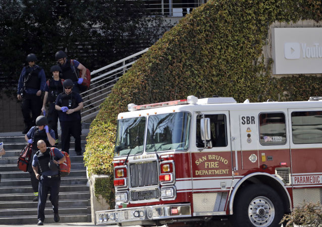 警方披露YouTube总部枪击案嫌犯作案动机