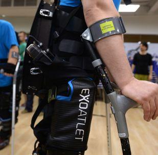 俄罗斯医用外骨骼制造商ExoAtlet计划进入中国市场