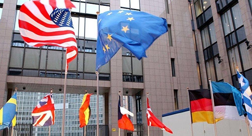 欧盟与美国陷入外交丑闻