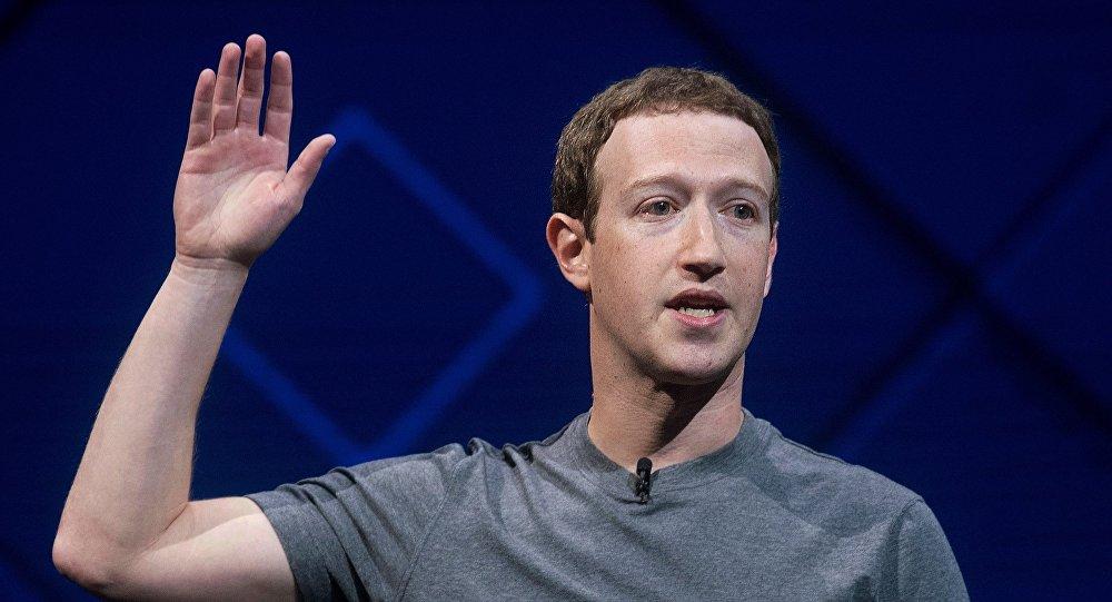 扎克伯格称脸书不向广告商出售用户的个人信息