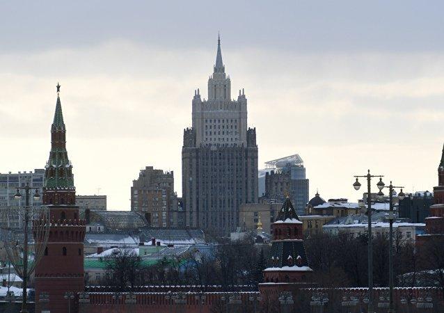 俄外交部: 美朝首腦峰會的實質與俄中路線圖相符